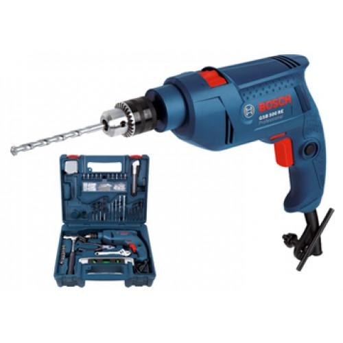 Bộ dụng cụ 100 chi tiết Bosch GSB 500 RE