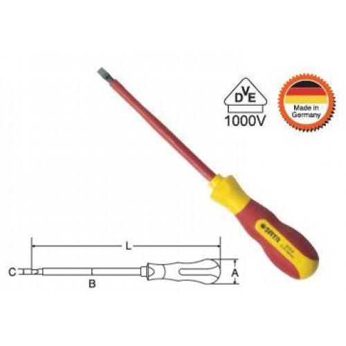 Vít dẹp cách điện 1000V 61-313 (61313)